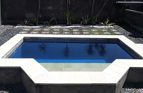 Helping design a pool for a rehab centre – a great cause….